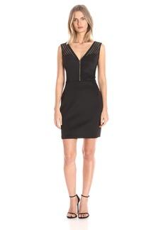 GUESS Women's Zip Front Dress