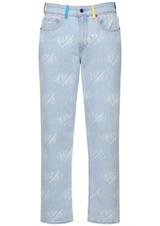 Guess X J Balvin Dad Fit Denim Jeans