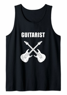 GUESS Guitarist Tank Top