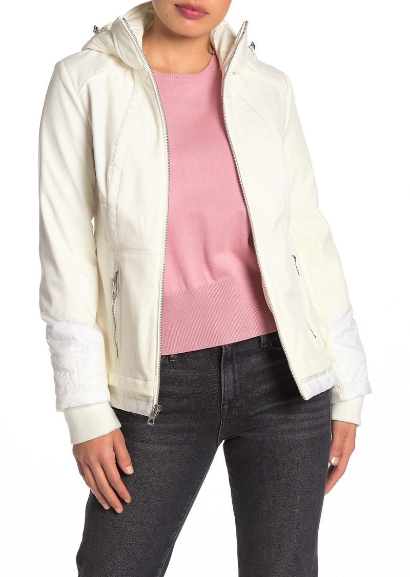 GUESS Hooded Soft Shell Jacket
