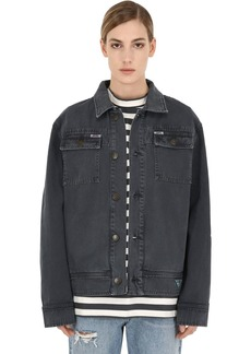 GUESS Ia Ls Cotton Worker Jacket