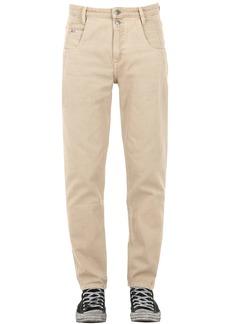 GUESS Ia Straight Denim Jeans W/ Darts