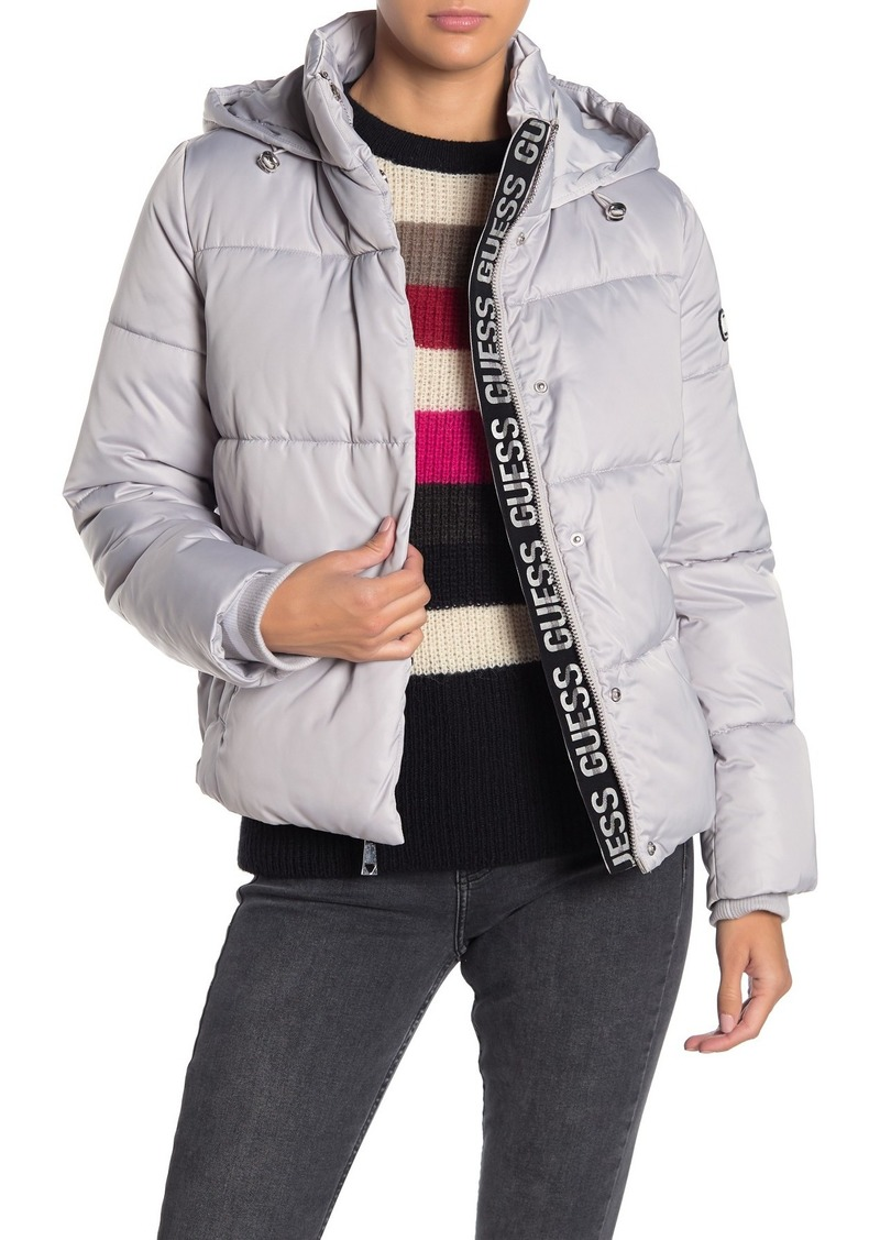 Guess Guess Asymmetrical Leather Moto Jacket Now 249 99