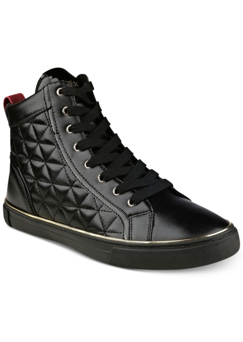 Guess Men's Melo Hi Top Sneaker Men's Shoes