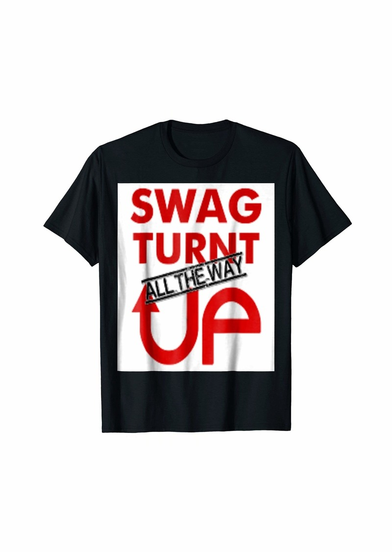 GUESS swag up wear (turnt up) t shirt design