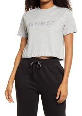Women's Guess Alexia Crop T-Shirt
