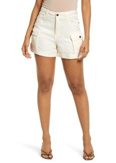 Women's Guess Iris Cargo Shorts