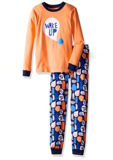 Gymboree Big Boys' 2-Piece Cotton Pajamas