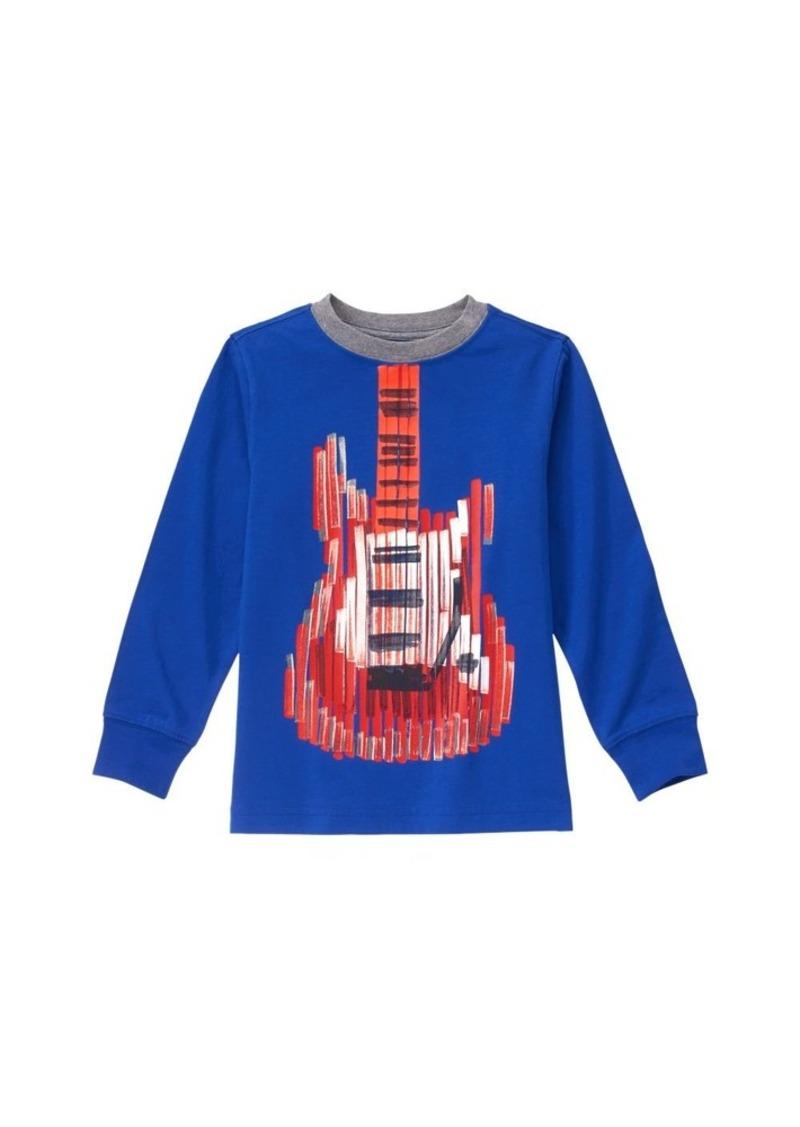 811c526e29 Gymboree Gymboree Big Boys' Long Sleeve Guitar Tee M | Tshirts