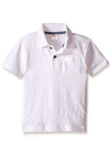 Gymboree Big Boys Pocket Polo Shirt