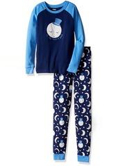 Gymboree Big Boys' Raglan Sleeve Tight-Fit Pajamas