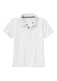 Gymboree Big Boys' Slub Polo