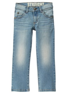 Gymboree Boys' Big Straight Leg Jeans Light wash