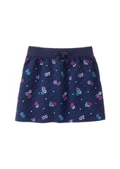 Gymboree Big Girls' Floral Quilted Skirt