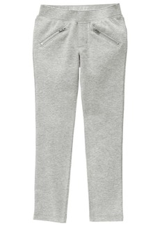 Gymboree Big Girls' Grey Knit 5pkt Pant
