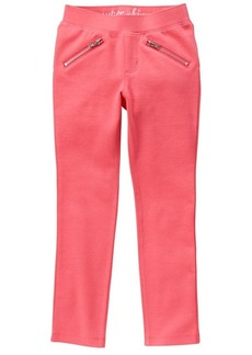 Gymboree Big Girls' Coral Knit 5pkt Pant