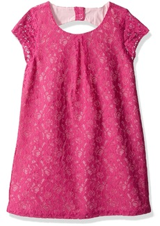 Gymboree Girls' Big Lace Shift Dress