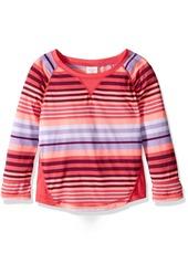 Gymboree Big Girls' Long Sleeve Striped Tee  L