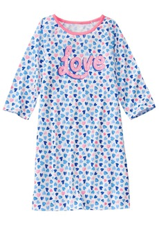 Gymboree Big Girls' Love Nightgown  XS