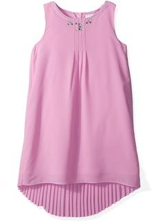 Gymboree Big Girls' Pleated Shift Dress