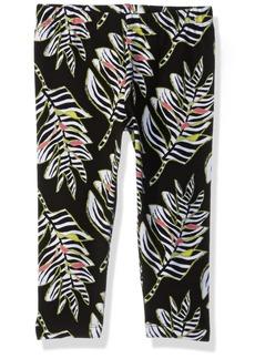 Gymboree Big Girls' Printed Capri Leggings  L