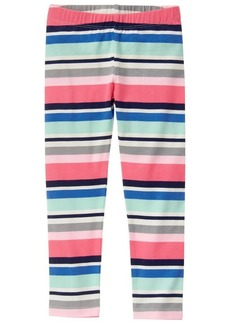 Gymboree Big Girls' Stripe Legging  L