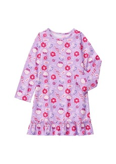 Gymboree Big Girls' Sweet Treats Nightgown  L