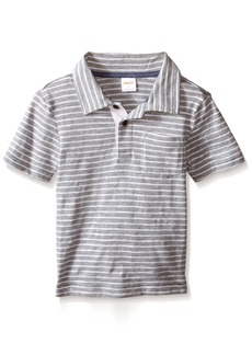 Gymboree Little Boys' Micro-Striped Polo Shirt