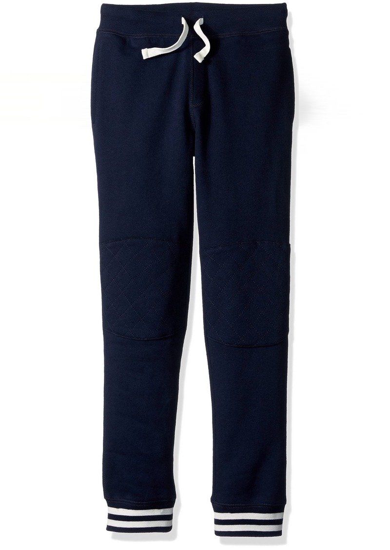 Gymboree Little Boys' Quilted Knit Jogger Pant