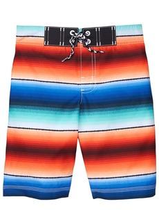 Gymboree Boys' Little Printed Swim Shorts  XS