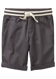 Gymboree Boys' Little Pull-On Camp Woven Shorts