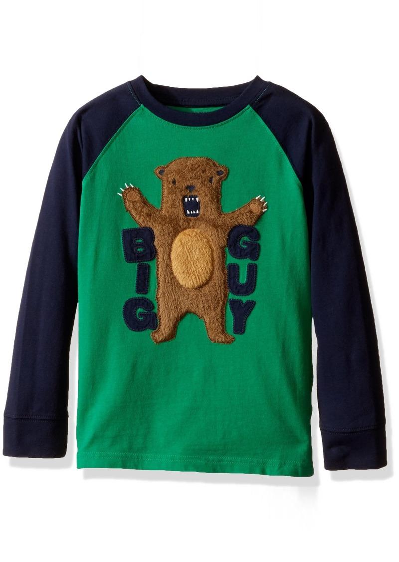 Gymboree Boys' Toddler Boys' Bear Tee