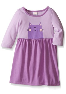 Gymboree Big Girls' Face Nightgown  XS
