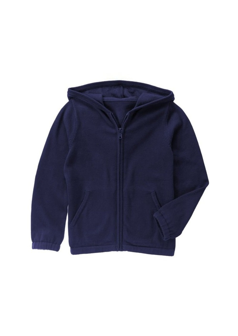 Gymboree Big Girls' Hooded Sweater  S