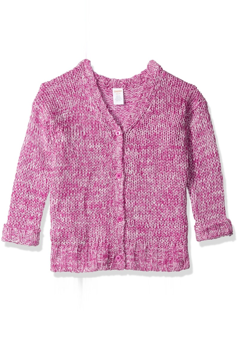 Gymboree Gymboree Girls' Big Girls' Long Sleeve Boyfriend Sweater ...