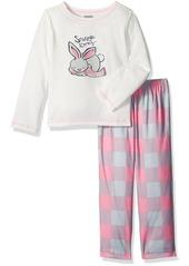 Gymboree Big Girls' Printed Pajama Set