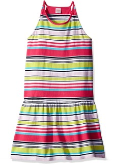 Gymboree Big Girls' Striped Dress Multi