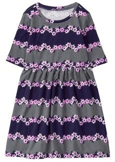 Gymboree Girls' Little Easy Printed Dress  XS
