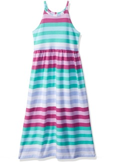 Gymboree Girls' Little Sleeveless Ballet Maxi Dress  L
