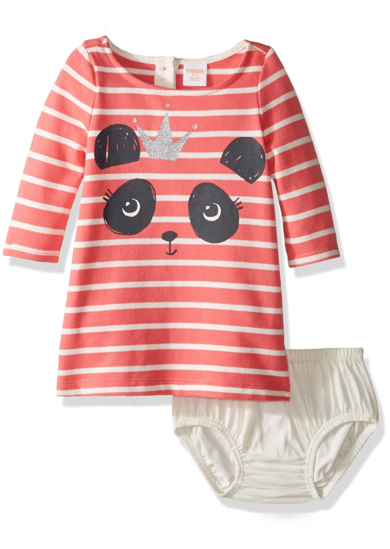 Gymboree Little Girls & Toddler Animal Face Dress