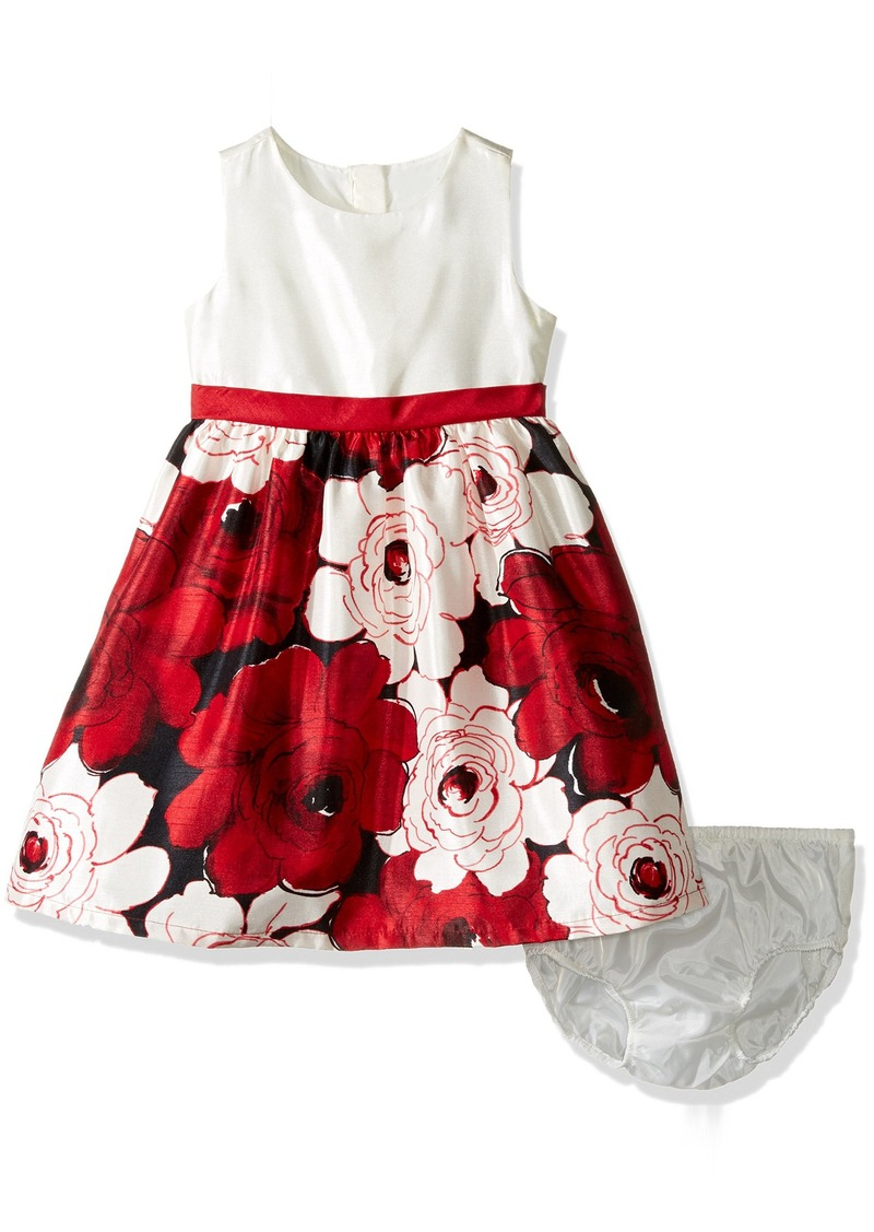 Gymboree Little Girls & Toddler Floral Holiday Dress