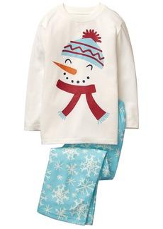 Gymboree Little Boys' 2 Piece Pajama Set  M