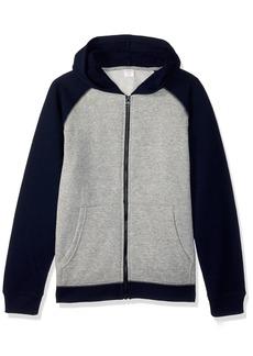 Gymboree Little Boys' Basic Zip Hoodie  XL