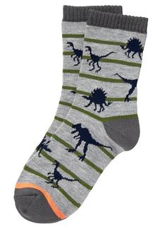 Gymboree Little Boys' Crew Sock  M
