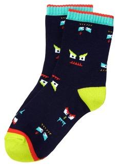 Gymboree Little Boys' Crew Sock  S