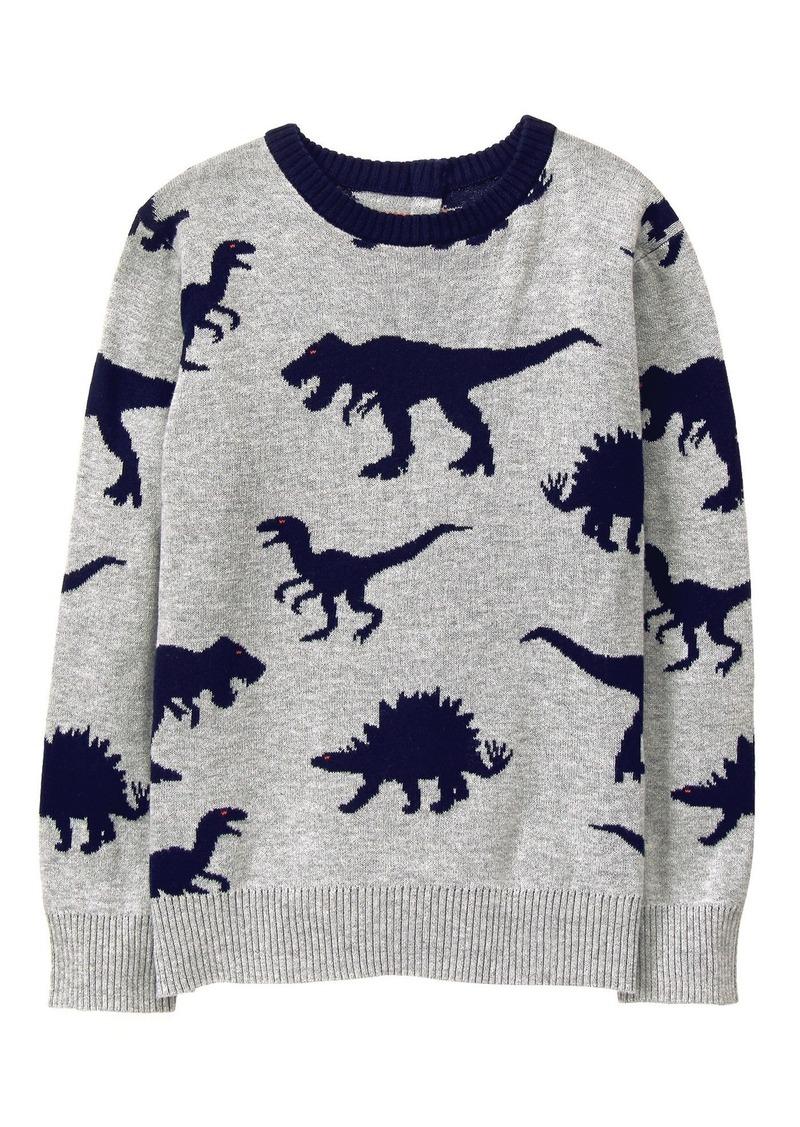 7f13df495c52 Gymboree Gymboree Boys  Little Dino Sweater L