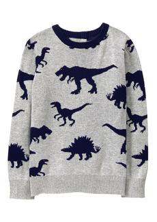 Gymboree Little Boys' Dino Sweater  S