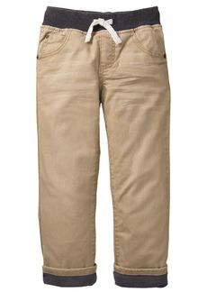 Gymboree Little Boys' Fleece-Lined Jeans