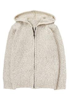 Gymboree Little Boys' Hooded Sweater  M