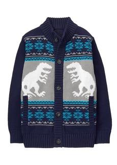 Gymboree Little Boys' Hooded Sweater  XS